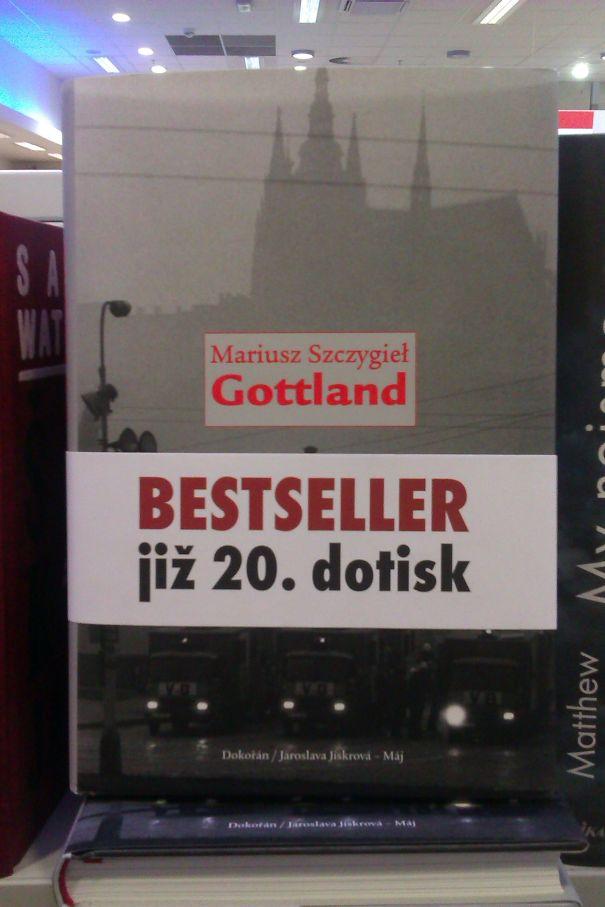 Gottland Szczygieł